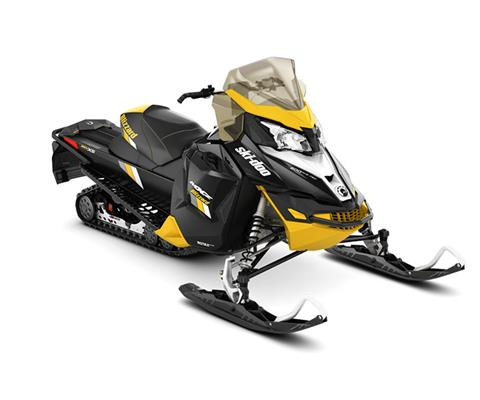 2018 Ski-Doo MXZ Blizzard 600 HO E-TEC in Great Falls, Montana