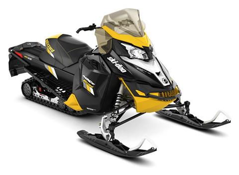 2018 Ski-Doo MXZ Blizzard 600 HO E-TEC in Clarence, New York - Photo 1