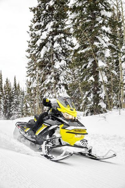 2018 Ski-Doo MXZ Blizzard 600 HO E-TEC in Clarence, New York - Photo 9