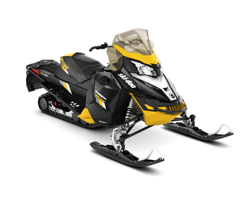 2018 Ski-Doo MXZ Blizzard 600 HO E-TEC in Clinton Township, Michigan