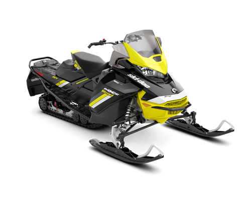 2018 Ski-Doo MXZ Blizzard 850 E-TEC in Adams, Massachusetts