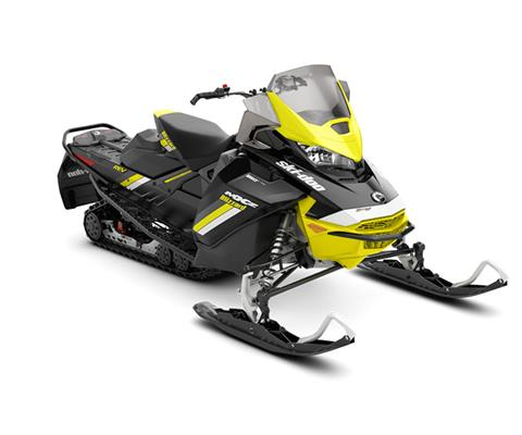 2018 Ski-Doo MXZ Blizzard 850 E-TEC in Great Falls, Montana