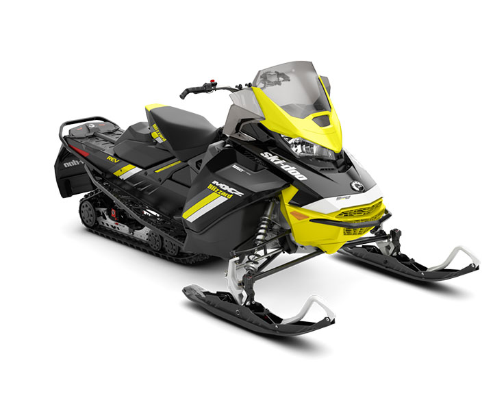2018 Ski-Doo MXZ Blizzard 850 E-TEC for sale 1731