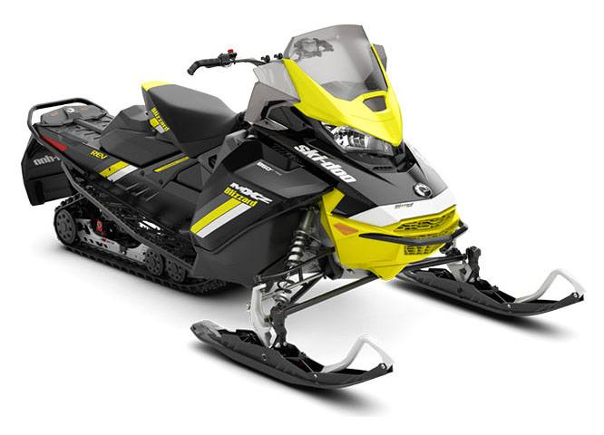 2018 Ski-Doo MXZ Blizzard 850 E-TEC in Fond Du Lac, Wisconsin - Photo 1