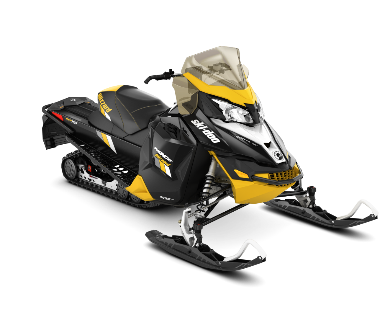 2018 Ski-Doo MXZ Blizzard 900 ACE in Speculator, New York