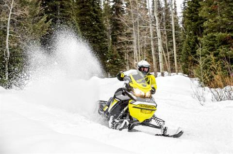2018 Ski-Doo MXZ Blizzard 600 HO E-TEC in Clarence, New York - Photo 11