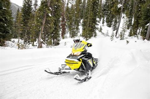 2018 Ski-Doo MXZ Blizzard 600 HO E-TEC in Moses Lake, Washington