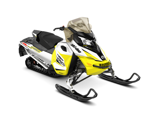 2018 Ski-Doo MXZ Sport 600 ACE in Colebrook, New Hampshire