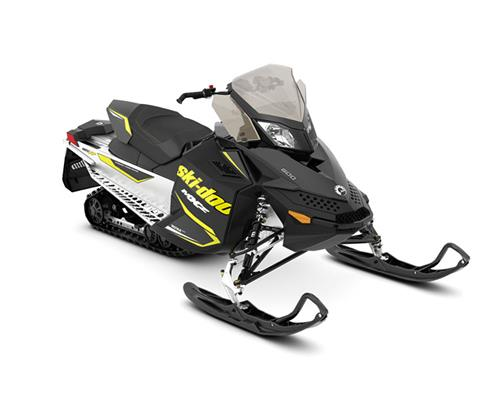 2018 Ski-Doo MXZ Sport 600 Carb in Baldwin, Michigan