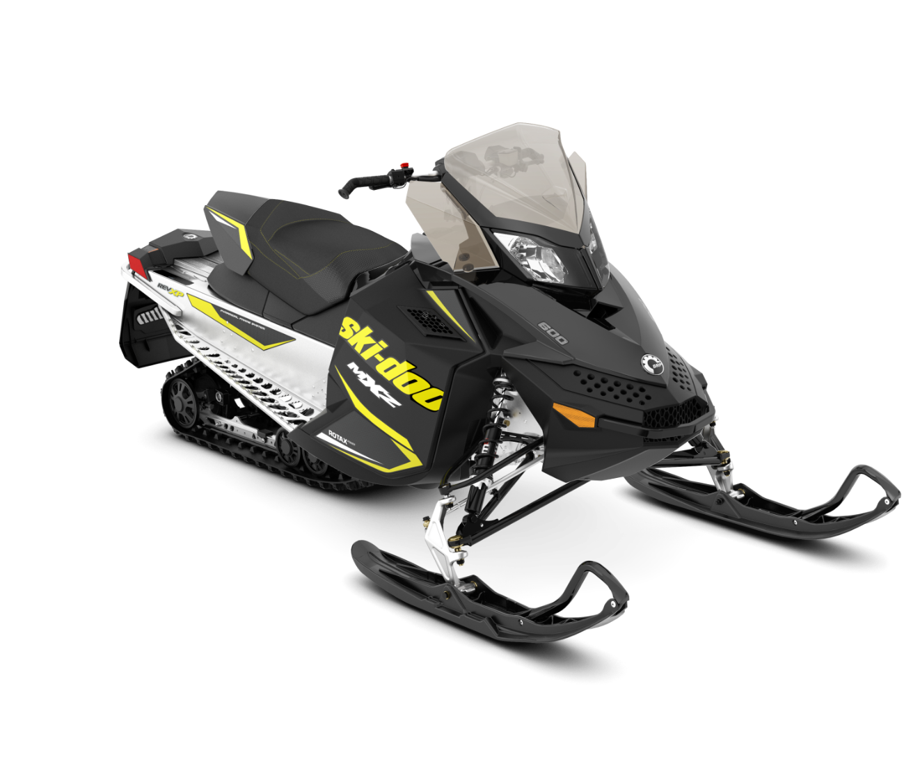 2018 Ski-Doo MXZ Sport 600 Carb in Colebrook, New Hampshire