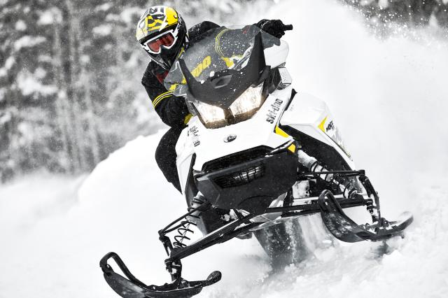 2018 Ski-Doo MXZ TNT 1200 4-TEC in Ironwood, Michigan