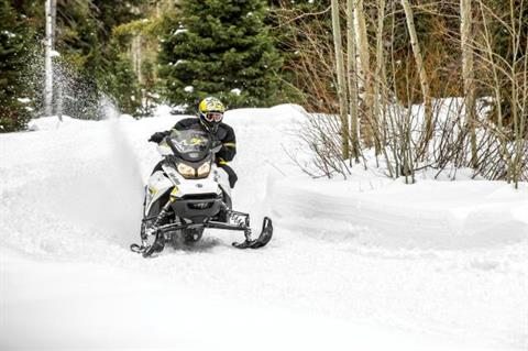 2017 Ski-Doo MXZ TNT 129 600 HO E-TEC ES Ripsaw 1.25 S_LEV in Clinton Township, Michigan