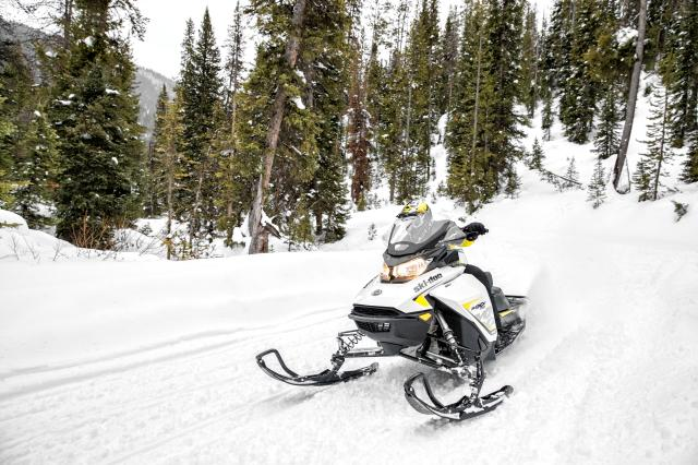 2018 Ski-Doo MXZ TNT 129 600 HO E-TEC ES Ripsaw 1.25 S_LEV in Speculator, New York