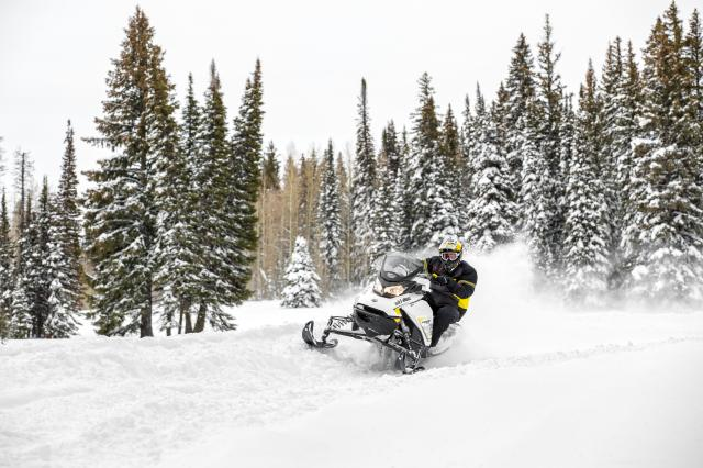 2018 Ski-Doo MXZ TNT 900 ACE in Presque Isle, Maine