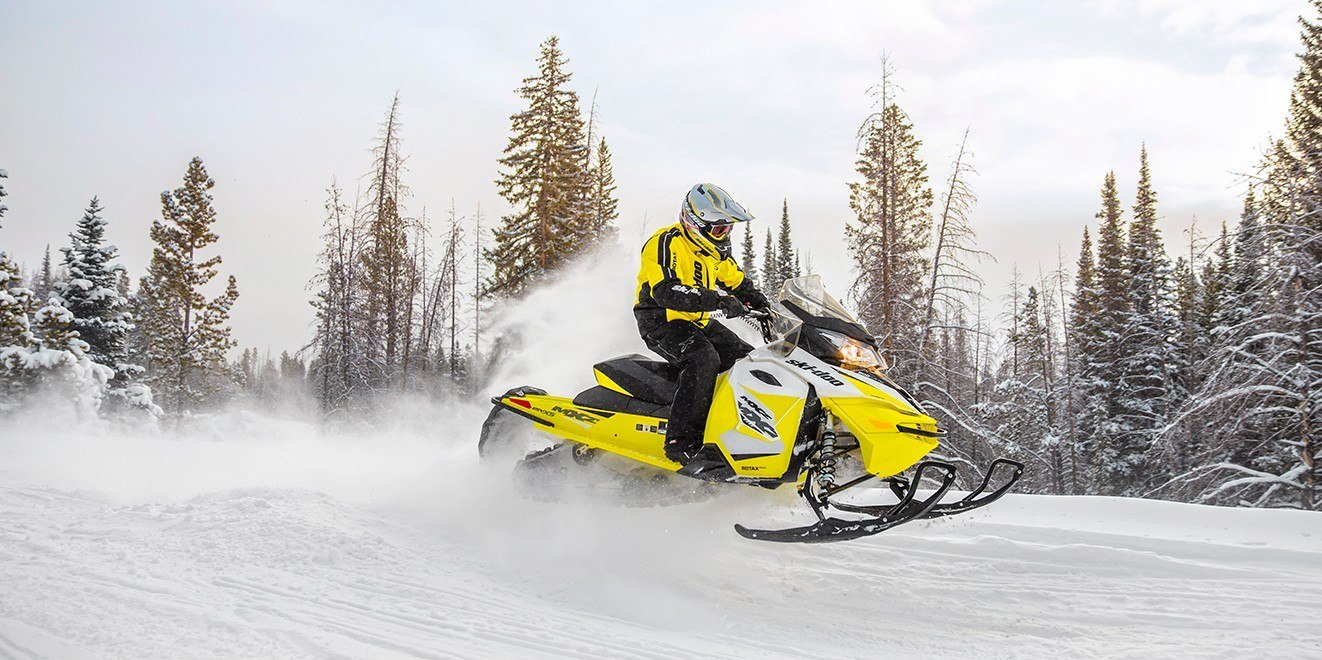 2018 Ski-Doo MXZ TNT 600 HO E-TEC in Waterbury, Connecticut