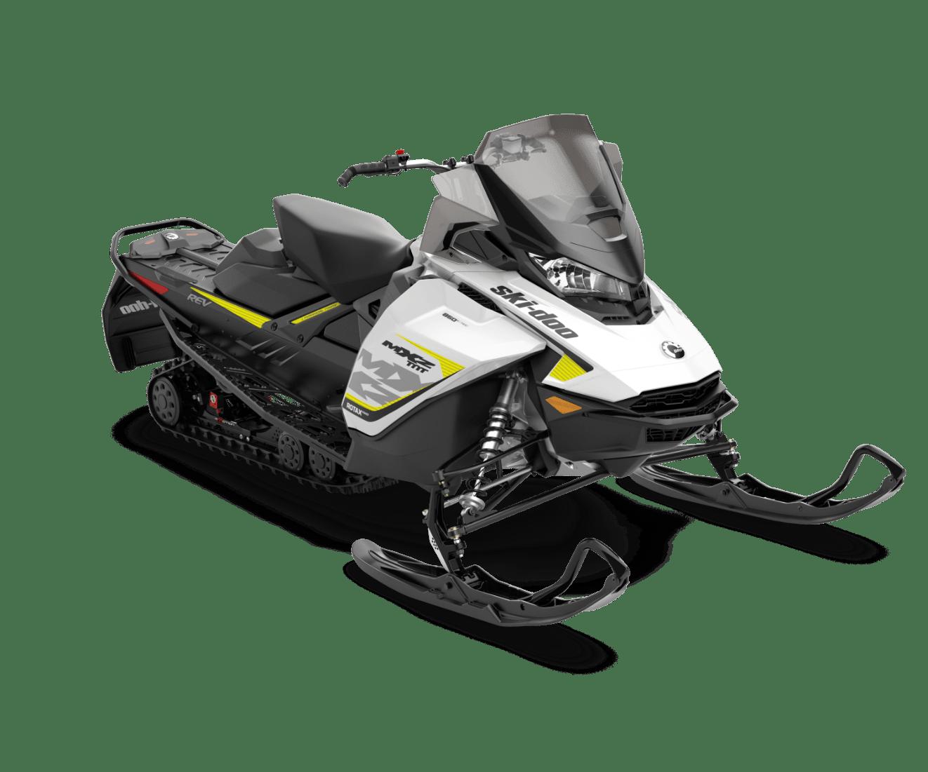 2018 Ski-Doo MXZ TNT 850 E-TEC in Kamas, Utah