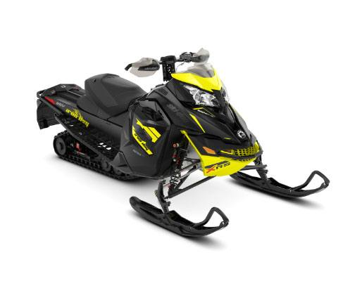2018 Ski-Doo MXZ X-RS 600 E-TEC Iron Dog in Massapequa, New York