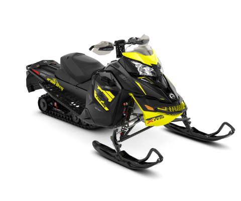 2018 Ski-Doo MXZ X-RS 600 E-TEC Iron Dog in Inver Grove Heights, Minnesota
