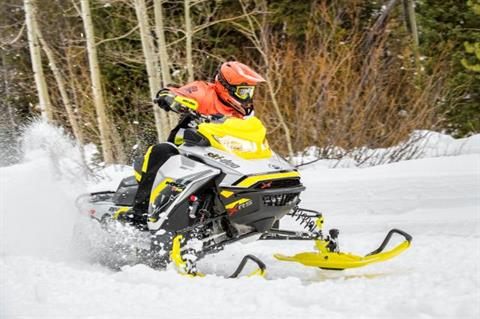 2018 Ski-Doo MXZ X-RS 850 E-TEC Ice Cobra 1.6 in Chippewa Falls, Wisconsin