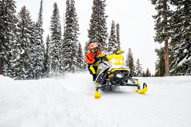 2018 Ski-Doo MXZ X-RS 850 E-TEC Ice Cobra 1.6 in Baldwin, Michigan