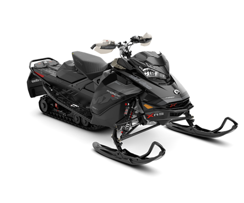 2018 Ski-Doo MXZ X-RS 850 E-TEC Ice Ripper XT 1.25 in Detroit Lakes, Minnesota