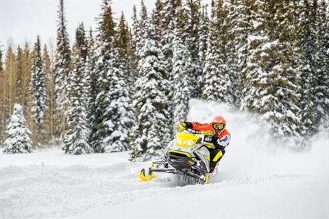 2018 Ski-Doo MXZ X-RS 850 E-TEC Ice Ripper XT 1.25 in Honesdale, Pennsylvania