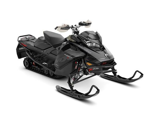 2018 Ski-Doo MXZ X-RS 850 E-TEC Ice Ripper XT 1.25 in Fond Du Lac, Wisconsin