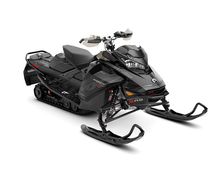 2018 Ski-Doo MXZ X-RS 850 E-TEC Ice Ripper XT 1.25 in Clarence, New York