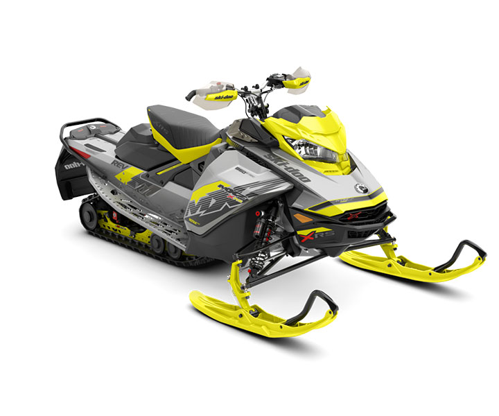 2018 Ski-Doo MXZ X-RS 850 E-TEC Ice Ripper XT 1.25 in Clinton Township, Michigan