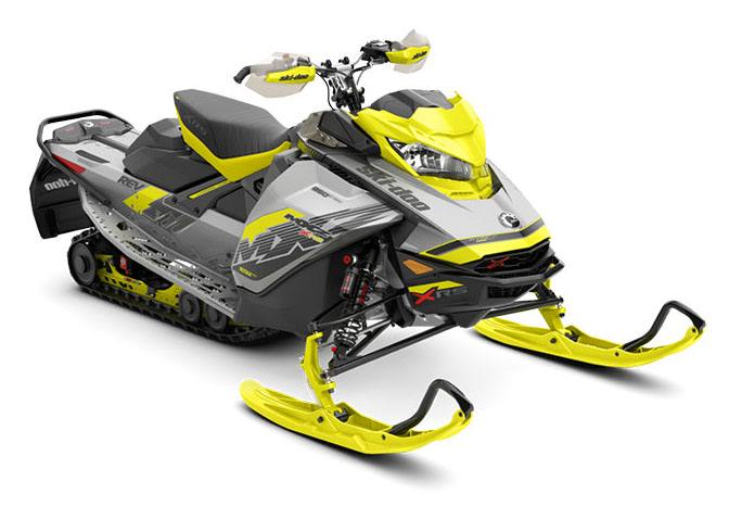 2018 Ski-Doo MXZ X-RS 850 E-TEC Ice Ripper XT 1.25 in Salt Lake City, Utah