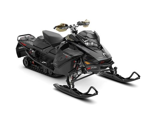 2018 Ski-Doo MXZ X-RS 850 E-TEC w/ Adj. Pkg. Ice Ripper XT 1.25 in Massapequa, New York