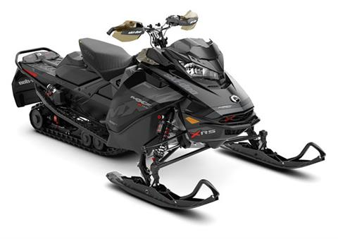 2018 Ski-Doo MXZ X-RS 850 E-TEC w/ Adj. Pkg. Ice Ripper XT 1.25 in Salt Lake City, Utah