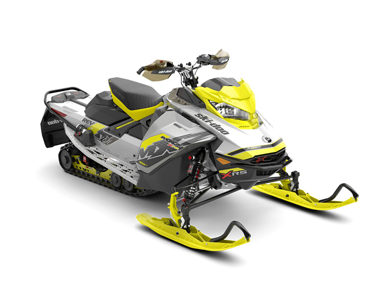 2018 Ski-Doo MXZ X-RS 850 E-TEC w/ Adj. Pkg. Ice Ripper XT 1.25 in Clarence, New York