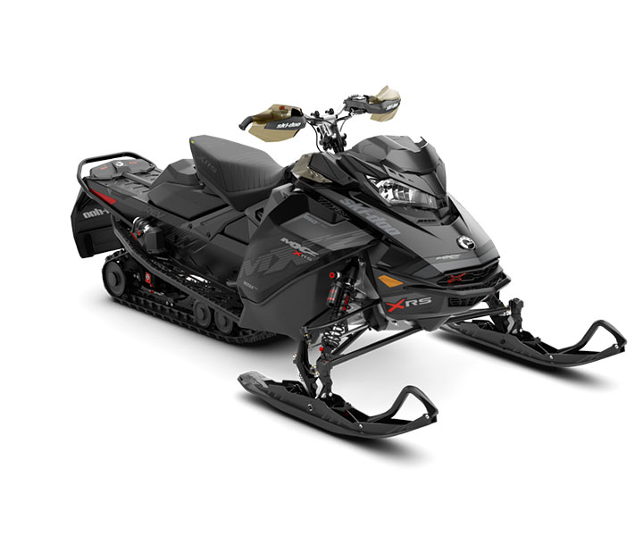 2018 Ski-Doo MXZ X-RS 850 E-TEC w/ Adj. Pkg. Ripsaw 1.25 in Clinton Township, Michigan