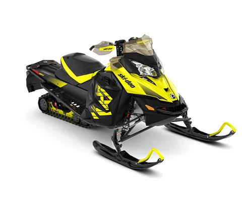 2018 Ski-Doo MXZ X 1200 4-TEC Ice Ripper XT 1.25 in Speculator, New York