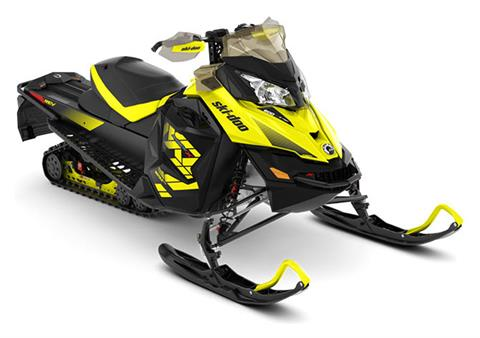 2018 Ski-Doo MXZ X 1200 4-TEC Ice Ripper XT 1.25 in Dickinson, North Dakota