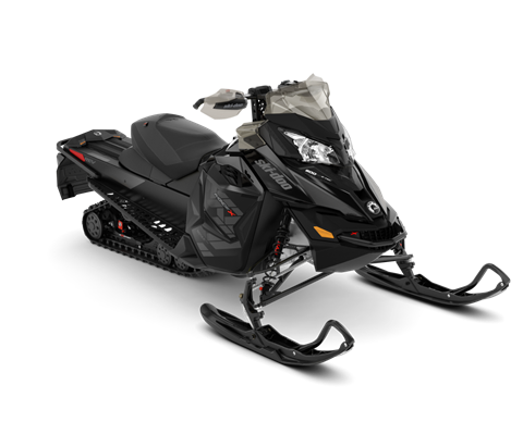 2018 Ski-Doo MXZ X 1200 4-TEC Ice Ripper XT 1.25 in Detroit Lakes, Minnesota