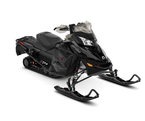 2018 Ski-Doo MXZ X 1200 4-TEC w/ Adj. Pkg. Ice Ripper XT 1.25 in Toronto, South Dakota