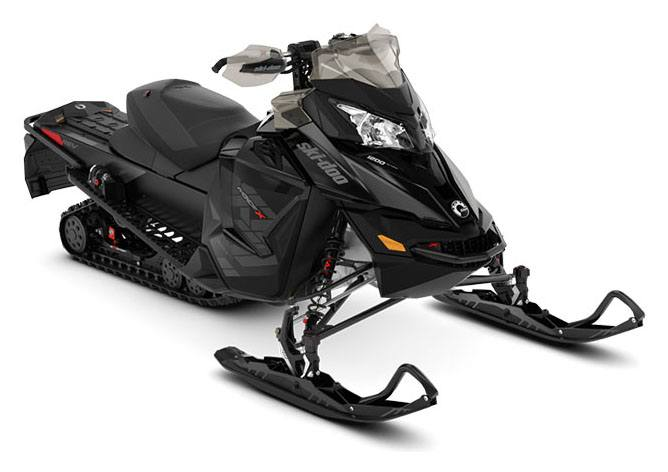 2018 Ski-Doo MXZ X 1200 4-TEC w/ Adj. Pkg. Ice Ripper XT 1.25 in Salt Lake City, Utah