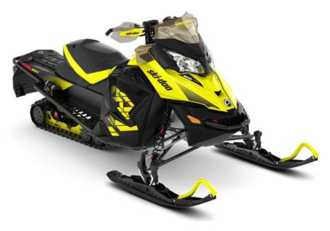 2018 Ski-Doo MXZ X 1200 4-TEC w/ Adj. Pkg. Ice Ripper XT 1.25 in Dickinson, North Dakota