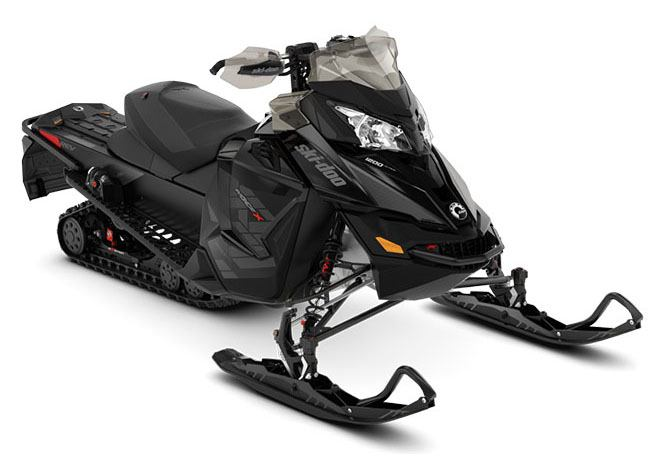 2018 Ski-Doo MXZ X 1200 4-TEC w/ Adj. Pkg. Ripsaw 1.25 in Salt Lake City, Utah