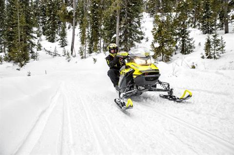 2018 Ski-Doo MXZ X 600 HO E-TEC Ice Cobra 1.6 in Speculator, New York