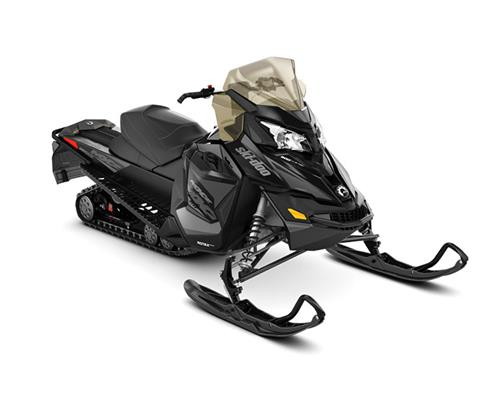2018 Ski-Doo MXZ X 600 HO E-TEC Ice Ripper XT 1.25 in Massapequa, New York
