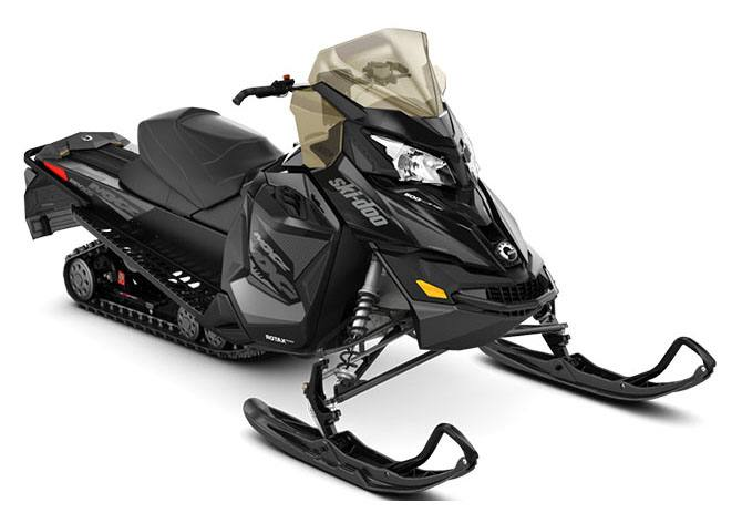 2018 Ski-Doo MXZ X 600 HO E-TEC Ice Ripper XT 1.25 in Clarence, New York - Photo 1