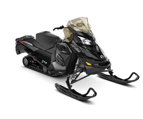 2018 Ski-Doo MXZ X 600 HO E-TEC Ice Cobra 1.6 in Detroit Lakes, Minnesota