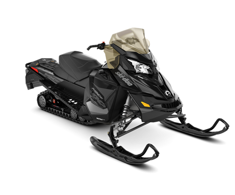 2018 Ski-Doo MXZ X 600 HO E-TEC Ice Ripper XT 1.25 in Ponderay, Idaho