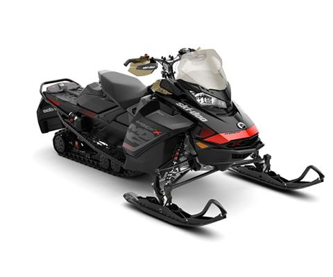 2018 Ski-Doo MXZ X 850 E-TEC Ice Cobra 1.6 in Great Falls, Montana