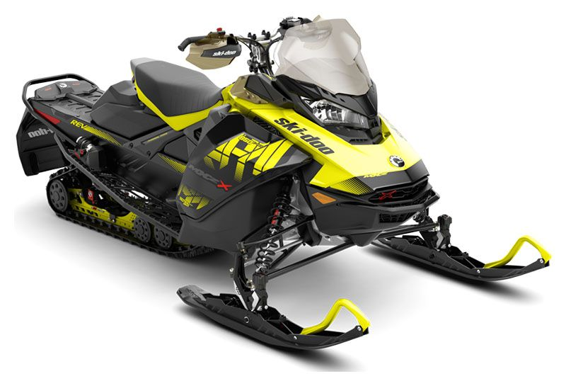 2018 Ski-Doo MXZ X 850 E-TEC Ice Cobra 1.6 in Fond Du Lac, Wisconsin - Photo 1