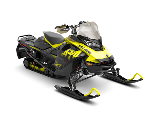 2018 Ski-Doo MXZ X 850 E-TEC Ripsaw 1.25 in Clinton Township, Michigan