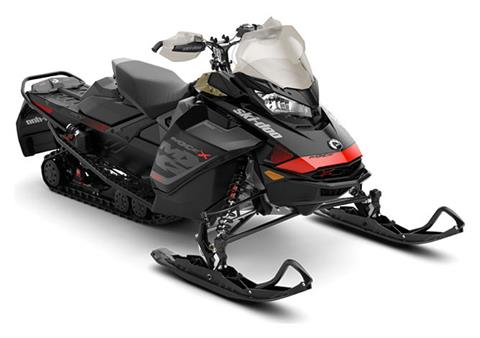 2018 Ski-Doo MXZ X 850 E-TEC w/ Adj. Pkg. Ice Ripper XT 1.25 in Zulu, Indiana - Photo 1